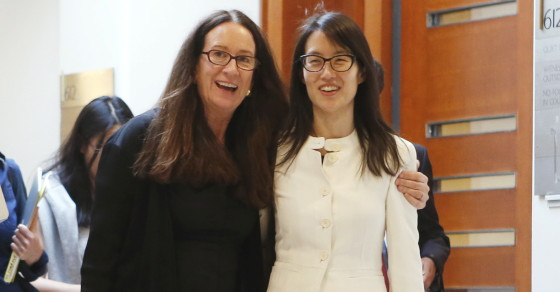 Jury Rules Against Ellen Pao…Then Goes Back To Deliberate