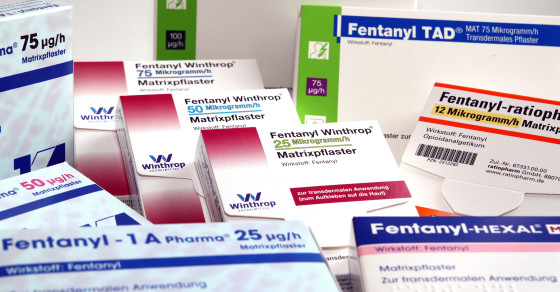 There's Been An Alarming Rise In The Lethal Drug Fentanyl