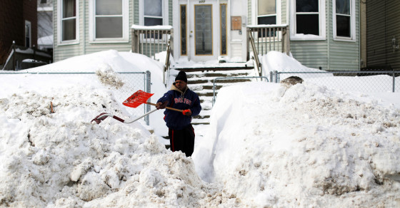Could Boston Ship Its Snow To Drought-Plagued California?