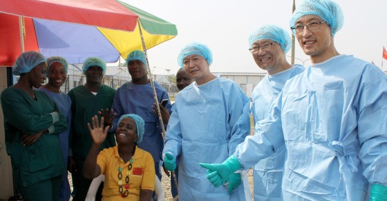 Liberia's Last Ebola Patient Is Finally Out Of The Hospital