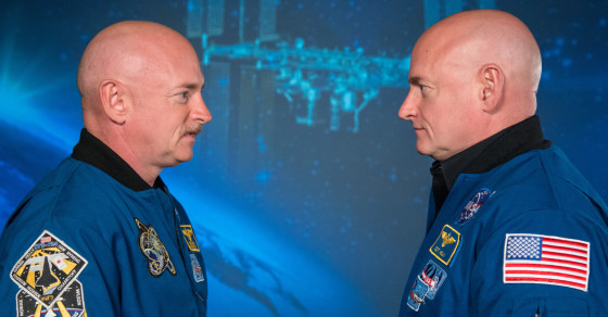 Do People Age Faster In Space Or On Earth?