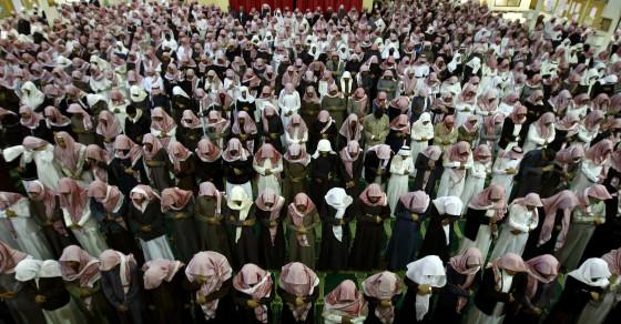 Saudi Arabia Enlists Imams In Yemen War