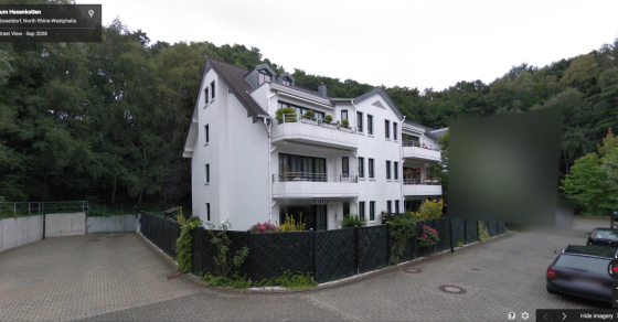 Google Maps Blurs Out Germanwings Co-Pilot's Home