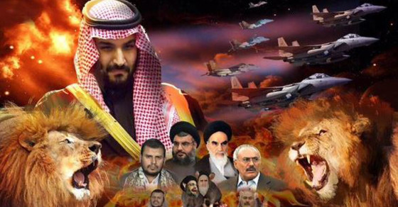 Meet The Poster Boy Of Saudi Arabia's Yemen Strikes