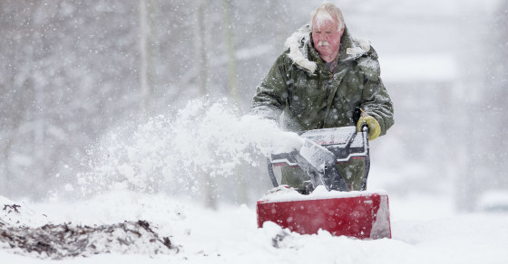 The South Is Getting Slammed By Snow