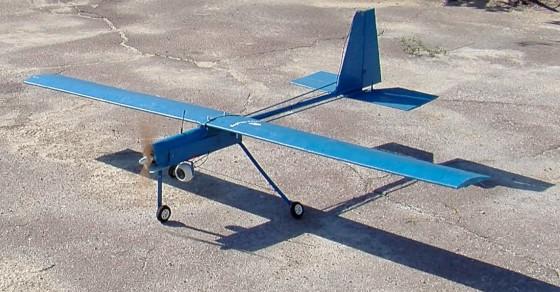Poor Man's Drone Warfare in Eastern Ukraine