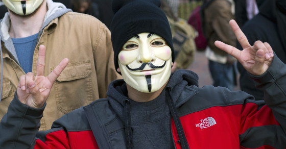 Anonymous Shuts Down ISIS's Version Of Facebook