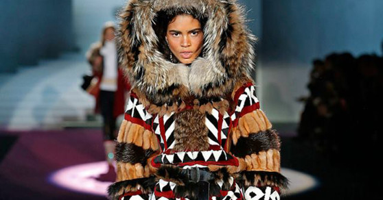 """Tribal"" Fashion Collection Angers Native Americans"