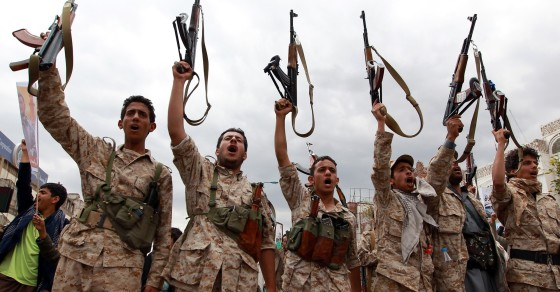 Rebels In Yemen Are Using Twitter, Facebook To Crowdfund Weaponry