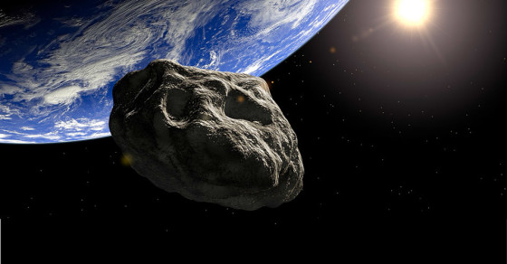 Will Asteroids Be The Source Of Our Minerals In The Future?