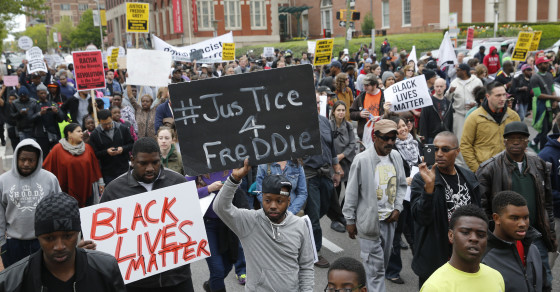 Why Isn't #FreddieGray Trending?
