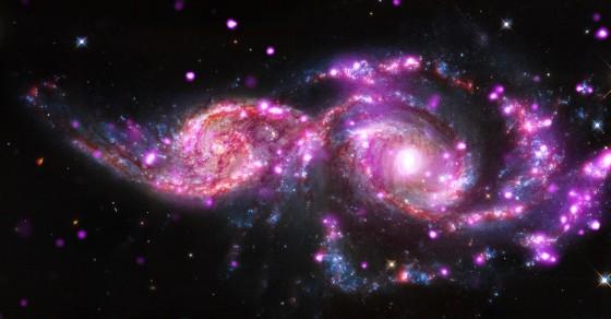Hubble Space Telescope Celebrates 25 Years In Brilliant Color
