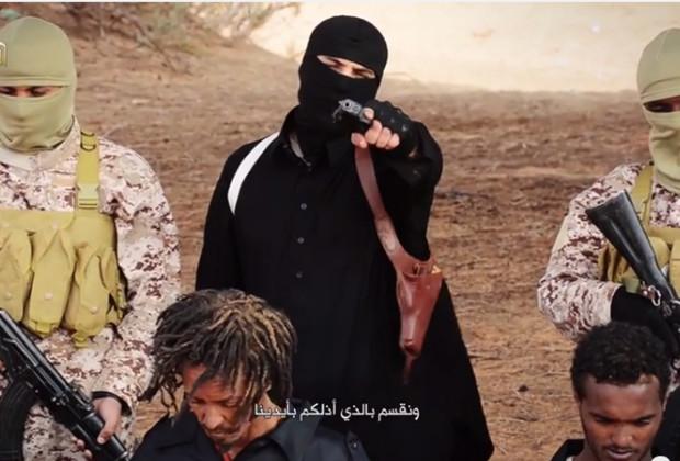 ISISFurqanvideoinLibya