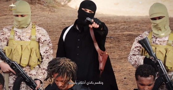 ISIS Video Shows Mass Executions Of Ethiopian Christians In Libya