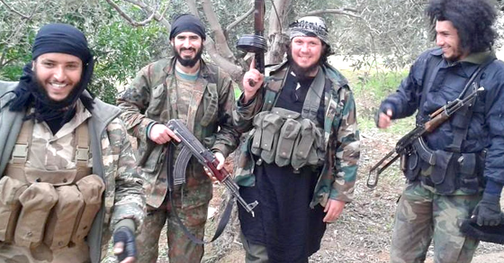 One ISIS Recruit's Journey, As Told Through His Facebook