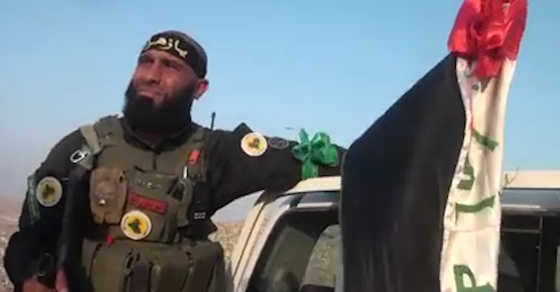 "Meet The Iraqi ""Angel of Death"" Who Fights ISIS"