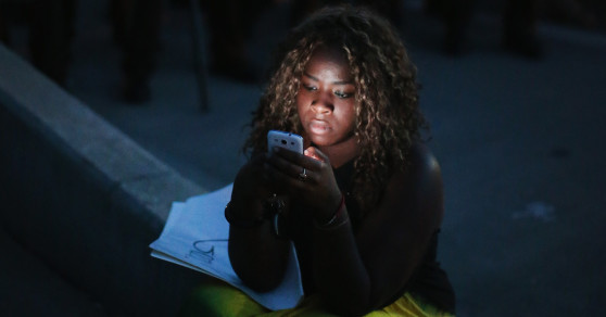 Minorities And The Poor Are Most Reliant On Smartphones