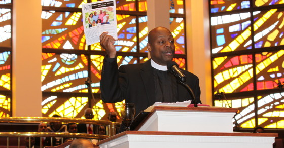 Influential Black Group Abandons Presbyterians Over Gay Marriage