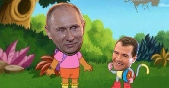 10 Putin Memes That Are Probably Illegal Now