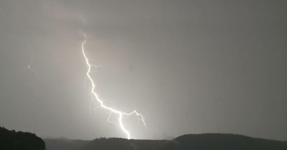 Lightning Strikes Mapped By NASA