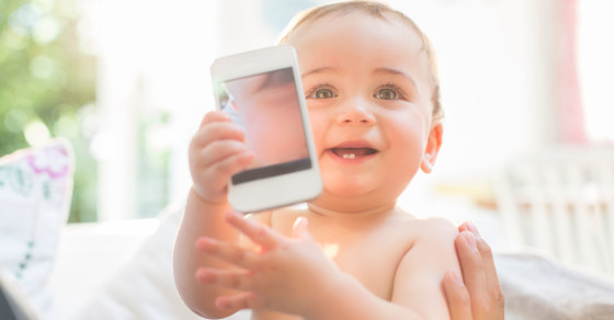 Parents Are Allowing Their Toddlers Way Too Much Screen Time