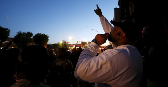 Baltimore Riots Lead To A New Kind Of Activist Movement