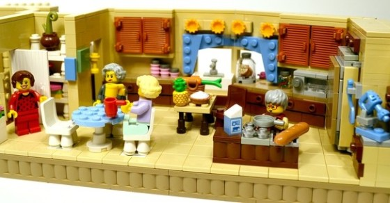 The Golden Girls Lego Set Might Soon Be Reality