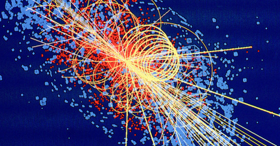 The Large Hadron Collider Is Back And Badder Than Ever