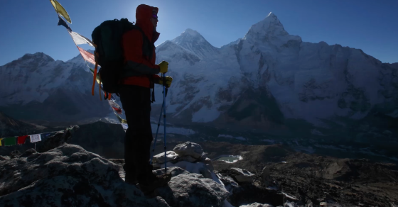 How Do You Climb Everest Without Dying?