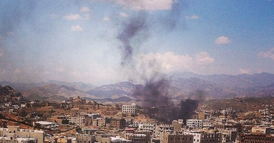Houthis Close In On Another Major Yemeni City