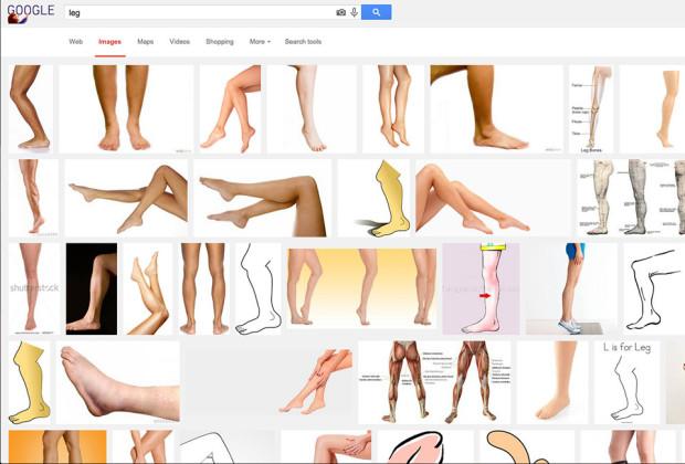 Google Search White Body Parts 005