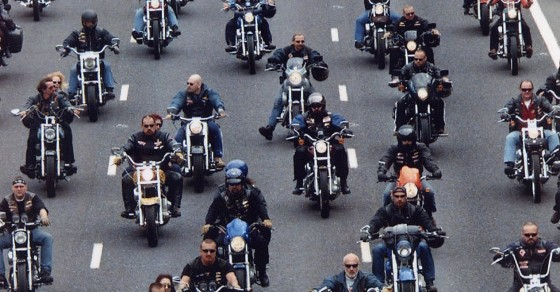 The Biker Gang Code For Killing