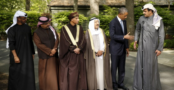 """Obama's """"Ironclad"""" Diplomacy In Middle East Is A Cash Cow Back Home"""