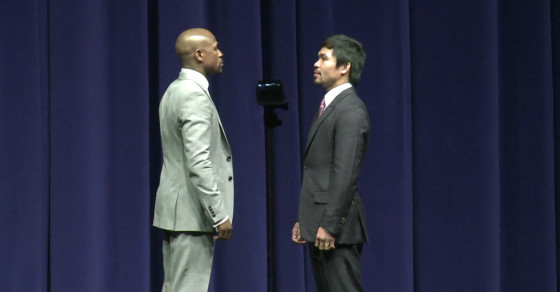 Mayweather Vs. Pacquiao Could Cause Blackout In Philippines