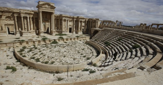 Palmyra Falls: Why A 2,000-Year-Old City Matters To ISIS