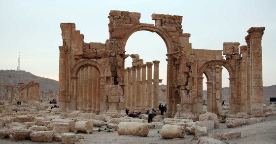 New Video Shows Palmyra Still Untouched After Capture By ISIS