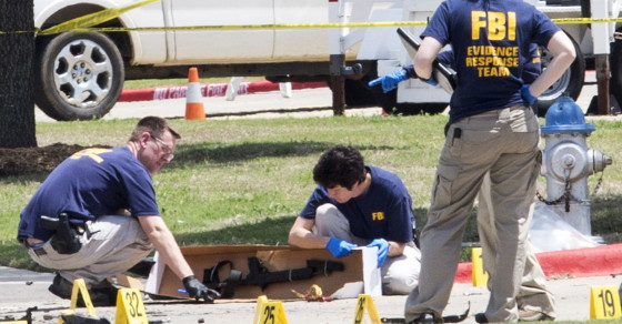 Failed Texas Attack Is Still A Win For ISIS