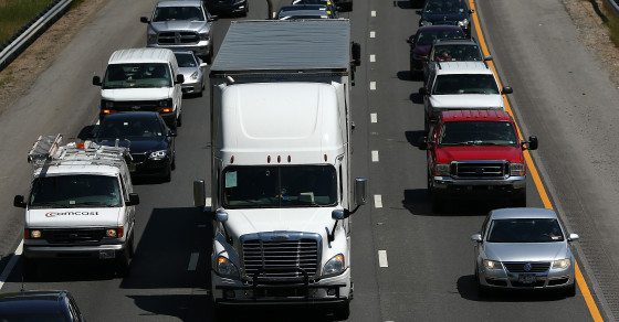 Totally Legit Science: Memorial Day Traffic Will Make You Fat