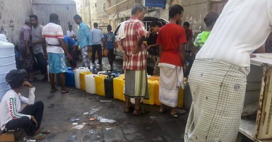"""""""The Siege Is Killing Us,"""" Say Civilian Volunteers In Yemen"""