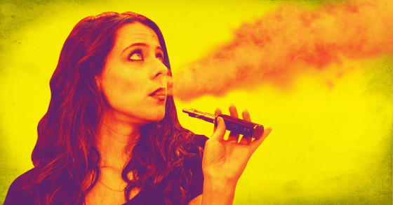 E-Cigarette Risks May Not Apply To The Average Vaper