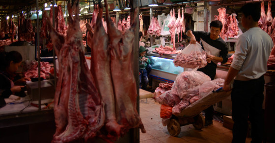 How Long Can Meat Stay Frozen? A Lesson From China's Meat Smugglers