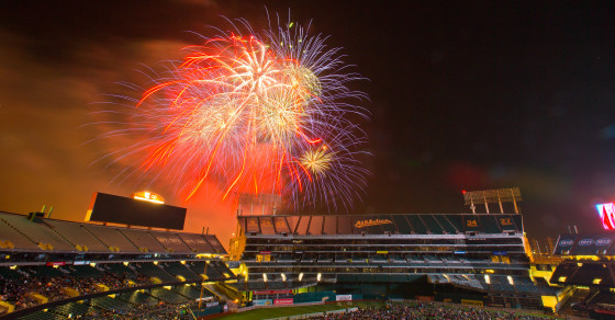 Fireworks Produce A Huge Spike In Air Pollution