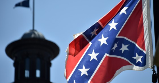 Amazon's Best-Selling Confederate Flag Was Made In Taiwan