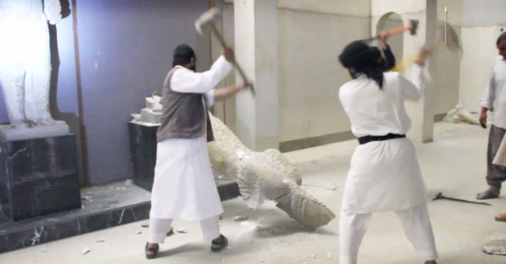 Even United Nations Can't Keep Track Of ISIS' Antiquities Destruction