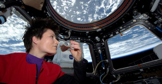 Space Stations' Most Social Media Savvy Astronaut Team Returns