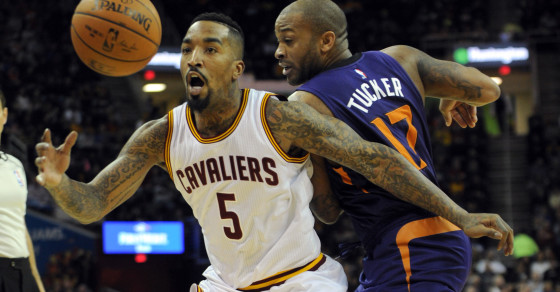 NBA Fans Laugh Hard At JR Smith: The Funniest Memes and Biggest Jokes