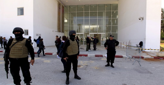 New Video Suggests ISIS Is About To Expand Into Tunisia