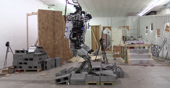23 Robots Face Off For $3.5 Million In Prizes