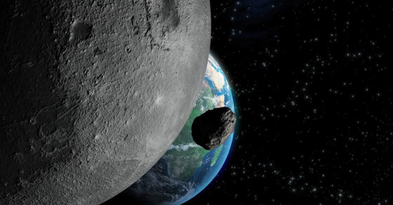 NASA Could Launch Nukes To Save Earth From Asteroids