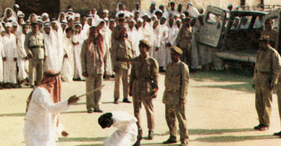 16 Things That Could Get You Executed In Saudi Arabia